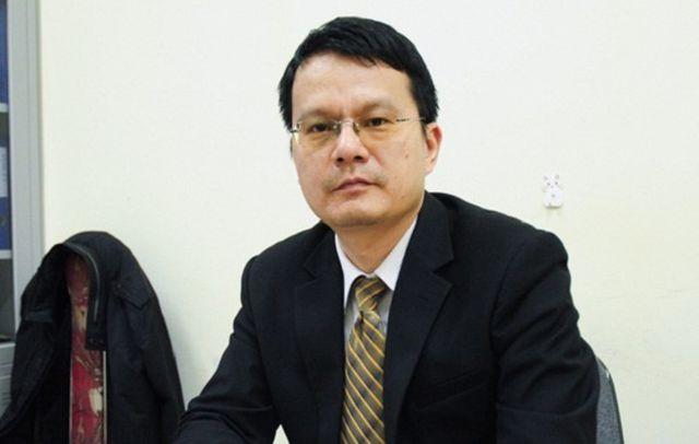 TS. Trần Việt Thái - Phó Viện trưởng Viện Chiến lược, Học viện Ngoại giao