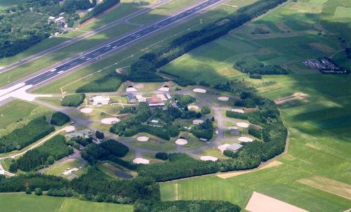 Căn cứ Buechel tại Đức, nơi Mỹ lưu trữ nhiều đầu đạn hạt nhân.