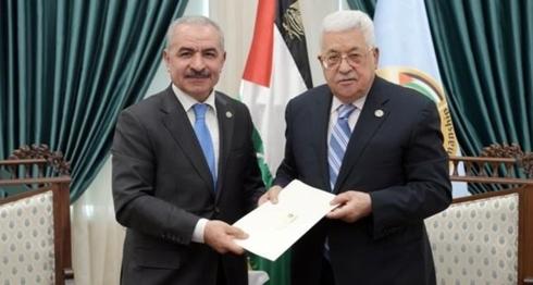 Tổng thống Abbas bổ nhiệm ông Mohammad Shtayeh làm Thủ tướng mới.