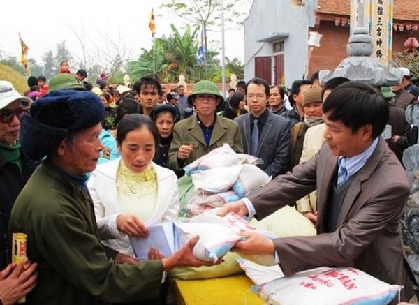 Sẵn sàng xuất cấp 2.537 tấn gạo cho 5 địa phương dịp giáp hạt.