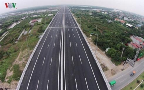 Cần đẩy nhanh công tác giải phóng mặt bằng cho dự án đường bộ cao tốc Bắc - Nam. (Ảnh minh họa)