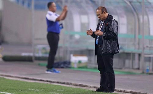 Thầy Park được chờ đợi tạo ra thay đổi bất ngờ ở trận gặp Indonesia.