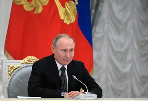 Tổng thống Nga Vladimir Putin ấn định 22/4 là ngày bỏ phiếu toàn Nga về việc sửa đổi Hiến pháp.