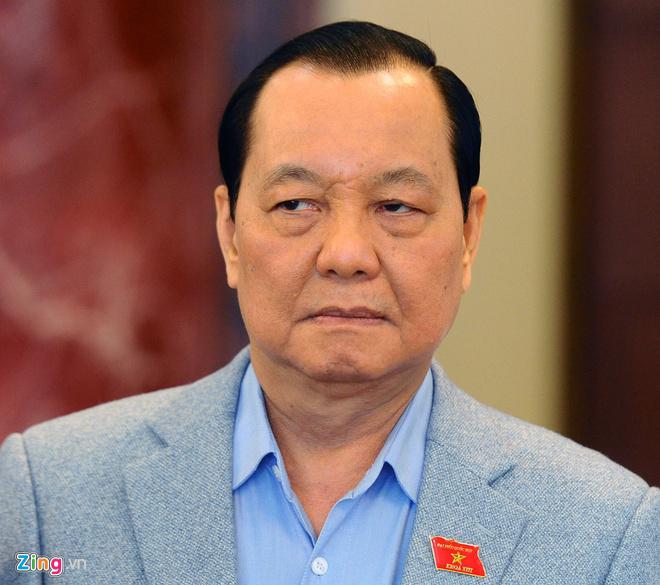 Ông Lê Thanh Hải bị cách chức Bí thư Thành ủy TP.HCM nhiệm kỳ 2010-2015.