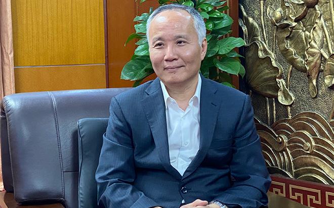 Thứ trưởng Bộ Công Thương Trần Quốc Khánh.