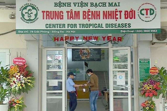 Bộ Y tế yêu cầu BV Bạch Mai cung cấp danh sách toàn bộ bệnh nhân đã khám từ 10-3