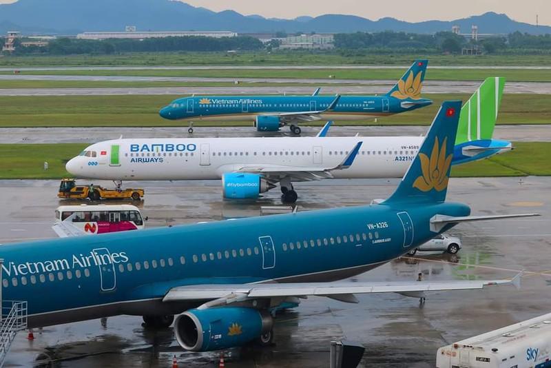 Bộ GTVT yêu cầu Cục Hàng không Việt Nam khẩn trương thông báo tới tất cả các hãng hàng không dừng vận chuyển hành khách đến Việt Nam.