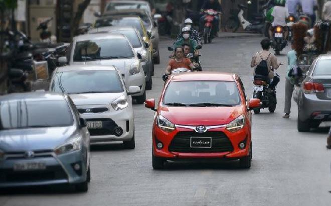 Bị chê ít trang bị, Toyota Wigo vẫn bán 1.152 xe trong tháng 3/2019