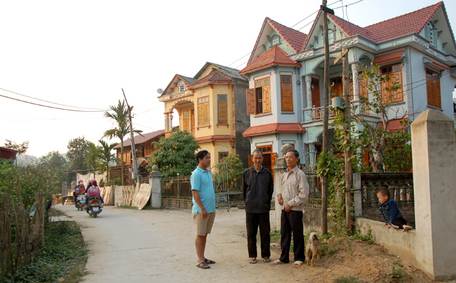 Người dân Y Can sẽ cùng Minh Tiến chung một đơn vị hành chính là xã Y Can.