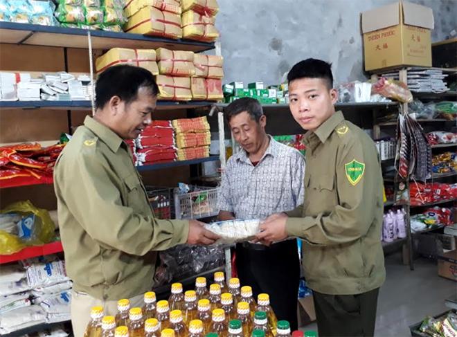 Lực lượng công an xã giữ vai trò quan trọng trong bảo đảm ANTT tại cơ sở.