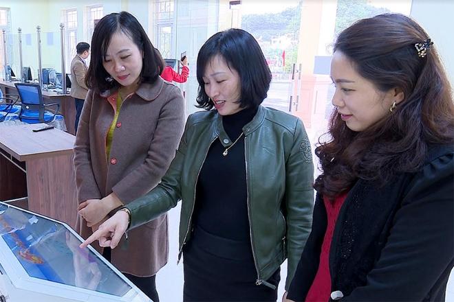 Bộ phận Phục vụ hành chính công thành phố Yên Bái sẵn sàng phục vụ tốt nhu cầu người dân và doanh nghiệp.