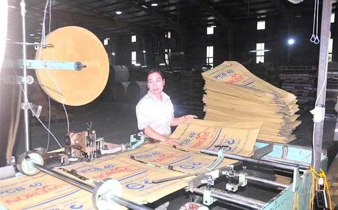 Mặc dù bị tác động bởi dịch bệnh Covid-19 nhưng Công ty TNHH Sản xuất bao bì Yên Bái vẫn ổn định sản xuất và có mức tăng trưởng cao.