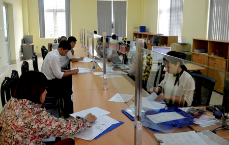 Sở Tài nguyên và Môi trường tỉnh Yên Bái vừa thiết lập và công bố số điện thoại đường dây nóng tiếp nhận phản ánh của nhân dân liên quan đến lĩnh vực đất đai. (Ảnh minh họa)