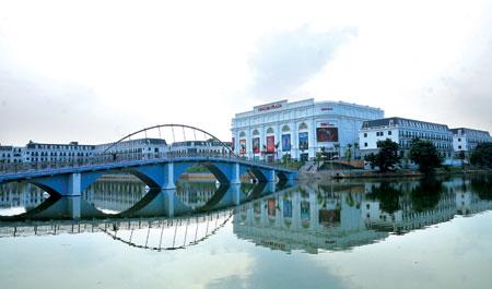 Trung tâm Thương mại Vincom Plaza Yên Bái của Tập đoàn Vingroup vừa được khánh thành.