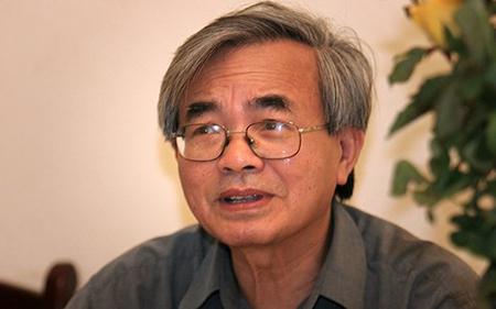 GS Phan Đình Diệu trong một lần trả lời phỏng vấn VietNamNet về cải cách giáo dục.