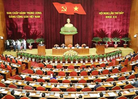 Hội nghị lần thứ bảy, Ban Chấp hành Trung ương Đảng khóa XII.
