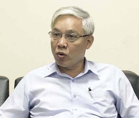 Ông Phạm Quang Hưng - Vụ trưởng Vụ 4 (Ban Tổ chức Trung ương).