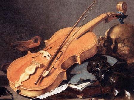Đàn vĩ cầm (violin).