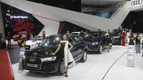 Hiện vẫn chưa có mẫu xe nào từ Đức hoàn tất được thủ tục thông quan vào Việt Nam.