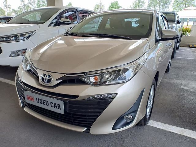 Mẫu xe được ưa chuộng Toyota Vios giảm từ 30 – 35 triệu đồng.