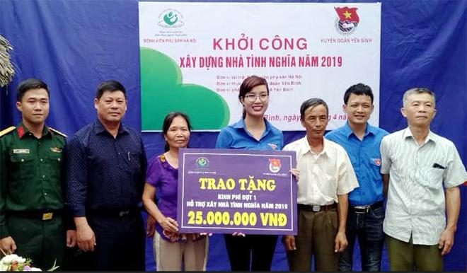 Trong Tháng Thanh niên năm 2019, toàn huyện Yên Bình thực hiện 57 công trình thanh niên, tiêu biểu là công trình xây dựng nhà nhân ái cho người nghèo.