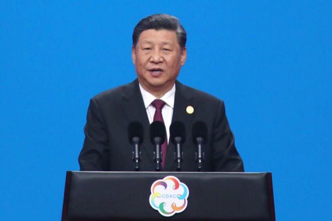 Chủ tịch Trung Quốc Tập Cận Bình kêu gọi châu Á đoàn kết.