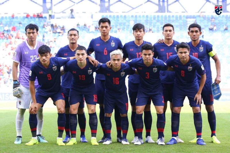 Đội tuyển Thái Lan sẽ gặp đội tuyển Việt Nam vào lúc vào lúc 19h ngày 5/6 ở lượt trận đầu tiên của King's Cup 2019.