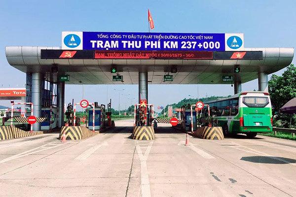 Cao tốc Nội Bài Lào Cai dài 245 km.