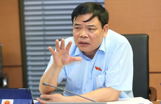 Bộ trưởng Nông nghiệp và Phát triển Nông thôn Nguyễn Xuân Cường.
