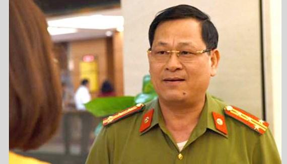 Đại tá Nguyễn Hữu Cầu, Giám đốc Công an Nghệ An.