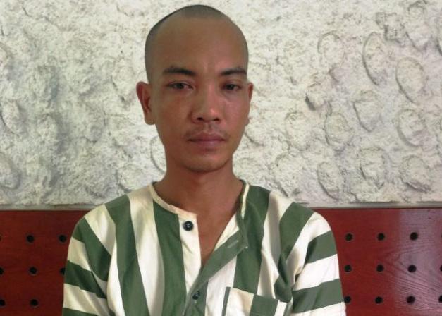 Đối tượng Phạm Văn Dương.