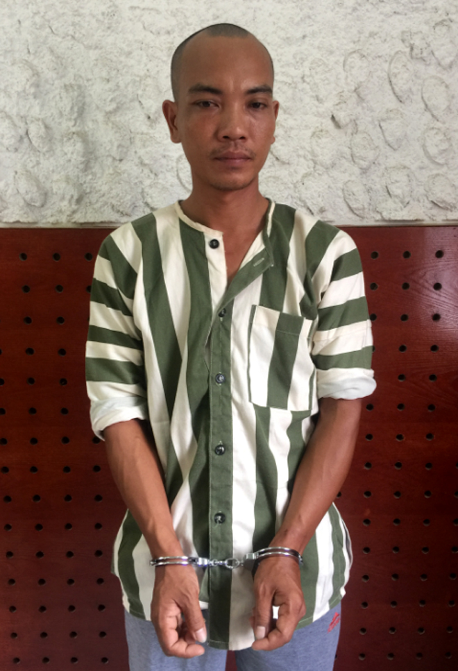 Đối tượng Dương bị bắt giữ sau hơn 11 năm gây án