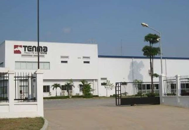 Công ty trách nhiệm hữu hạn Tenma Việt Nam.