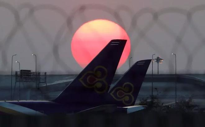 Thai Airways chính thức nộp đơn xin phá sản