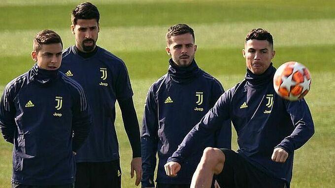 Các đội tại Serie A đã được tập lại từ 18/5.