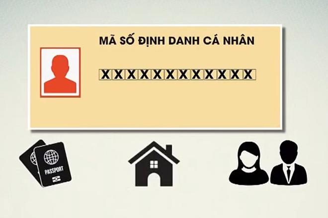 Mã số định danh cá nhân gồm 12 chữ số, sẽ theo công dân suốt cuộc đời.