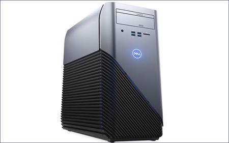 Inspiron Gaming Desktop chứa nhiều tính năng mới mẻ của Dell. (Ảnh: cnetfrance)