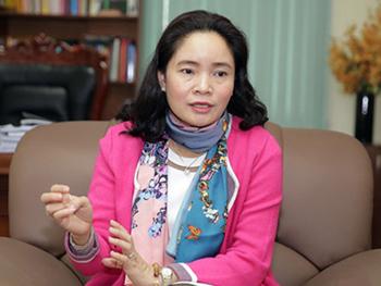 Tân Thứ trưởng Bộ VH-TT&DL Trịnh Thị Thủy,