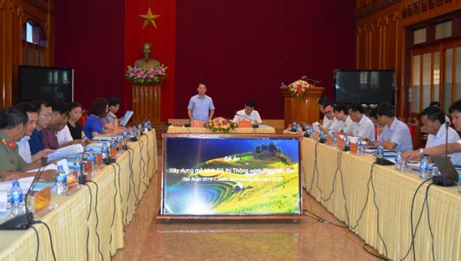 Chủ tịch UBND tỉnh Đỗ Đức Duy kết luận Hội nghị