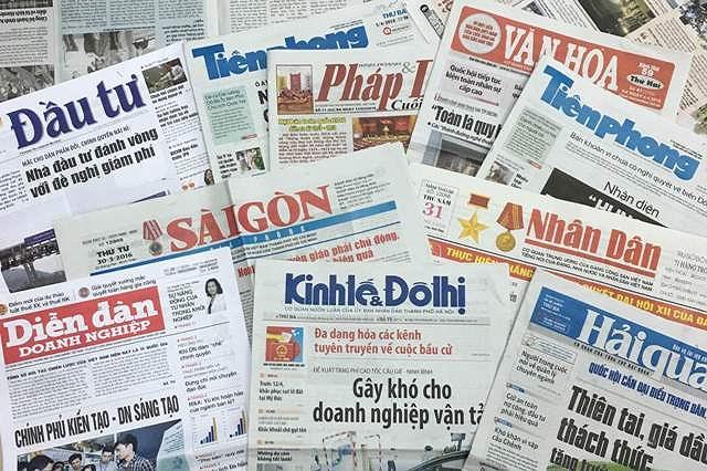 Báo chí và xuất bản phải tập trung tuyên truyền nhanh chóng, chính xác, khách quan, trung thực đến nhân dân những vấn đề thời sự, bảo đảm đúng chủ trương, đường lối của Đảng, chính sách, pháp luật của Nhà nước.