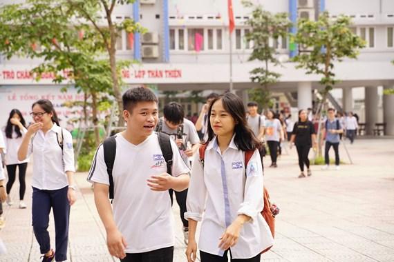 Đến hết buổi sáng 26-6, thí sinh đã hoàn tất 3 môn thi.