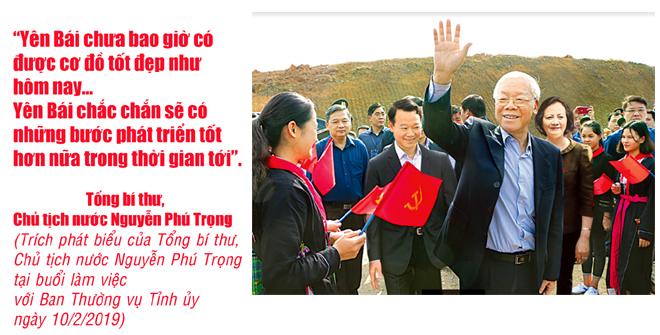 Tổng bí thư, Chủ tịch nước Nguyễn Phú Trọng thăm và dự Lễ phát động Tết trồng cây