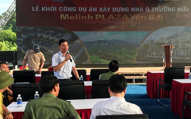 Phó Chủ tịch UBND tỉnh Dương Văn Tiến yêu cầu chủ đầu tư và các đơn vị liên quan cần làm tốt hơn nữa công tác trang trí, khánh tiết đảm bảo cho Lễ khởi công được diễn ra trang trọng và ý nghĩa.