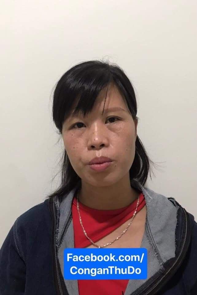 Phạm Thị Thành (SN 1989, trú tại Hoa Thành, Thạch Kim, Lộc Hà, Hà Tĩnh)