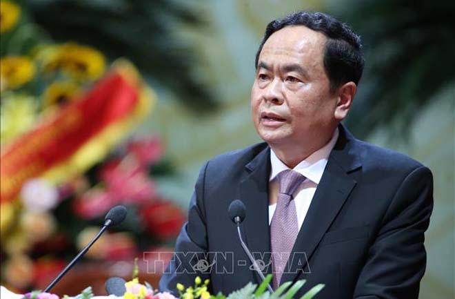 Phó Chủ tịch Thường trực Quốc hội Trần Thanh Mẫn.
