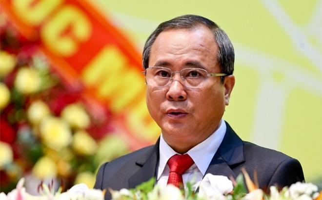 Ông Trần Văn Nam, Bí thư Tỉnh ủy Bình Dương có đơn gửi Hội đồng Bầu cử quốc gia xin rút, không làm đại biểu Quốc hội khóa XV.