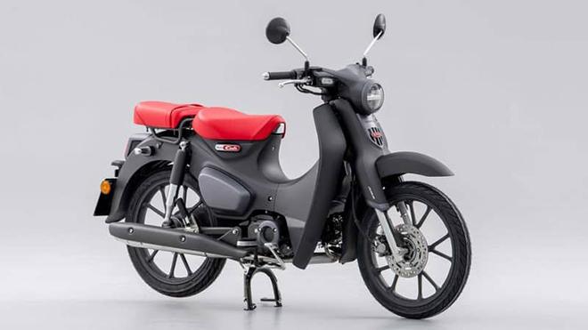 Dù chưa về Việt Nam, nhưng mẫu xe Super Cúp 125 2022 nhận được nhiều lời bình luận. Ảnh: Rideapart
