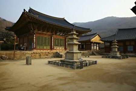 Một trong 7 chùa cổ của Hàn Quốc vừa được đưa vào Di sản thế giới.