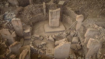 Ngôi đền cổ nhất thế giới Gobekli Tepe ở Thổ Nhĩ Kỳ.