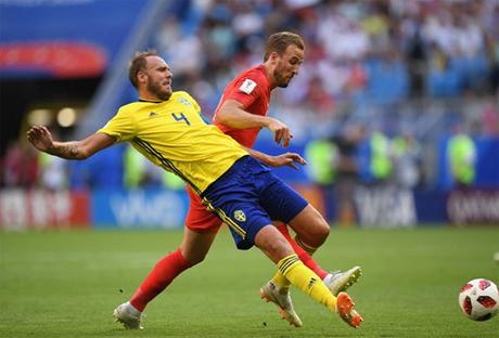 Anh thắng mà không cần Kane ghi bàn.